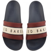 Product Image for Ted Baker Rastar Sliders Navy