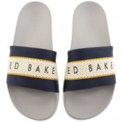 Product Image for Ted Baker Rastar Sliders Grey