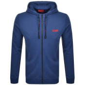 Product Image for HUGO Daple194 Hoodie Blue