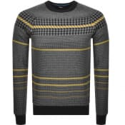 Product Image for BOSS Casual Arkamoro Knit Jumper Grey