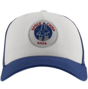 Product Image for Alpha Industries Space Camp Cap White
