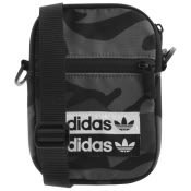 Product Image for adidas Originals Camouflage Festival Bag Grey