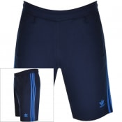 Product Image for Adidas Originals Three Stripe Shorts Navy