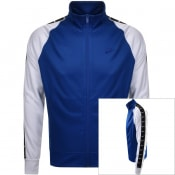 Product Image for Nike Tribute Full Zip Track Sweatshirt Blue
