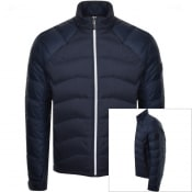 Product Image for BOSS Athleisure J Sarito Padded Jacket Navy