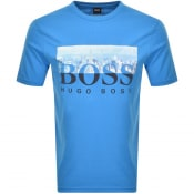 Product Image for BOSS Casual Trek 4 T Shirt Blue
