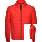 Product Image for BOSS Casual Owest D Padded Jacket Red