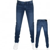 Product Image for Armani Exchange J14 Skinny Fit Jeans Blue