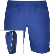 Product Image for Lacoste Sport Taped Shorts Blue
