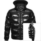 Product Image for BOSS HUGO BOSS Domar Puffa Jacket Black