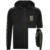 Product Image for Emporio Armani Full Zip Hoodie Black