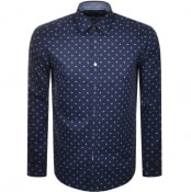 Product Image for BOSS HUGO BOSS Lukas 53 Shirt Navy