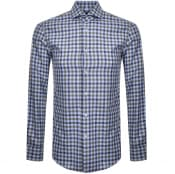 Product Image for BOSS HUGO BOSS Slim Fit Jason Shirt Blue