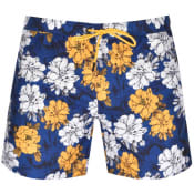 Product Image for BOSS HUGO BOSS Piranha Swim Shorts Blue