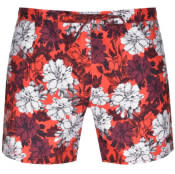 Product Image for BOSS HUGO BOSS Piranha Swim Shorts Red