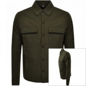Product Image for BOSS Casual WApple Jacket Green