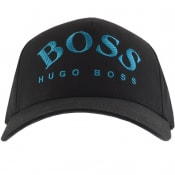 Product Image for BOSS Athleisure Baseball Cap Black