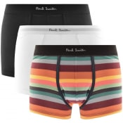 Product Image for PS By Paul Smith Three Pack Trunks White