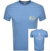 Product Image for Jack Wills Mallett Short Sleeved T Shirt Blue