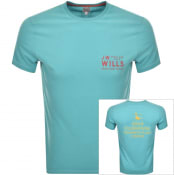 Product Image for Jack Wills Mallett Short Sleeved T Shirt Green