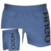 Product Image for HUGO Saba Swim Shorts Blue