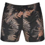 Product Image for HUGO Inagua Swim Shorts Green