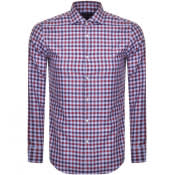 Product Image for BOSS HUGO BOSS Slim Fit Jason Shirt Red