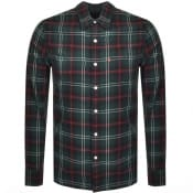 Product Image for Levis Sunset One Pocket Check Shirt Green