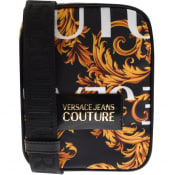 Product Image for Versace Jeans Couture Baroque Cross Body Bag Black