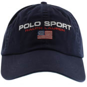 Product Image for Ralph Lauren Polo Sport Baseball Cap Navy