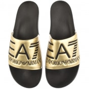 Product Image for EA7 Emporio Armani Visibility Sliders Gold