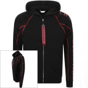 Product Image for Versace Collection Full Zip Hoodie Black