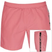 Product Image for BOSS HUGO BOSS Dolphin Swim Shorts Pink