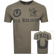 Product Image for True Religion Buddha T Shirt Brown