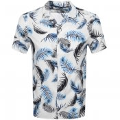 Product Image for Jack Wills Abbotsham Short Sleeved Shirt White