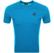 Product Image for Paul And Shark Short Sleeved Logo T Shirt Blue