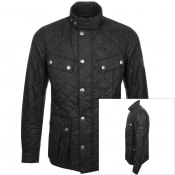 Product Image for Barbour International Ariel Quilted Jacket Black