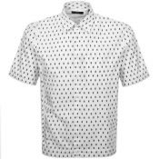 Product Image for Diesel S Fry Skull Shirt White
