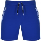 Product Image for Calvin Klein Jeans Institutional Logo Shorts Blue