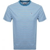 Product Image for Tommy Jeans Classic Stripe T Shirt Blue