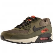 Product Image for Nike Air Max 90 Essential Trainers Green