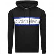 Product Image for Calvin Klein Logo Hoodie Black