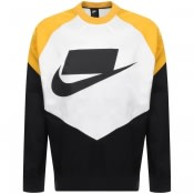 Product Image for Nike Crew Neck Sportswear Sweatshirt Yellow