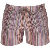 Product Image for PS By Paul Smith Swim Shorts Pink