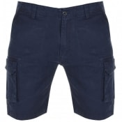 Product Image for Luke 1977 Cango Cargo Shorts Navy