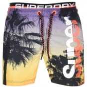 Product Image for Superdry Beach Volley Swim Shorts Black