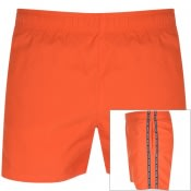 Product Image for HUGO Anguilla Swim Shorts Orange