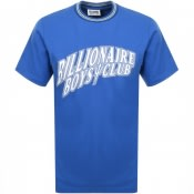 Product Image for Billionaire Boys Club Gamer Logo T Shirt Blue