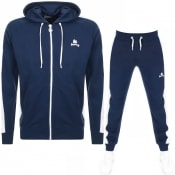 Product Image for Money Classic Retro Hooded Tracksuit Navy