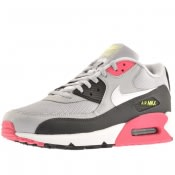 Product Image for Nike Air Max 90 Essential Trainers Grey